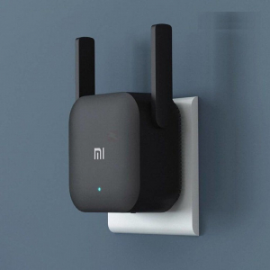 Усилитель сигнала Xiaomi WI-FI Pro Black (R03)