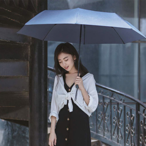 Зонт Xiaomi 90 Points All Purpose Umbrella (5052) Grey