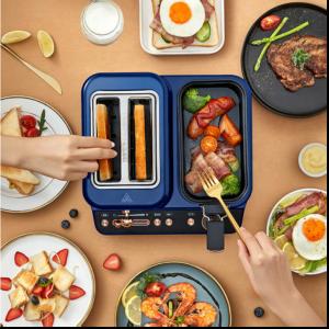 Станция для приготовления завтрака Xiaomi Deerma DEM-ZC10 Синий