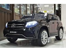 Детский Электромобиль джип Mercedes Benz GLS Черный (HL228 Ч)