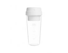 Блендер беспроводной Xiaomi 17Pin Star Fruit Bottle Cup 400ml White (JM001)