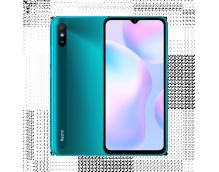 Смартфон Xiaomi Redmi 9A 2/32GB Peacock Green RU M2006C3LG
