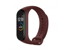 Браслет Xiaomi Mi Band 4 Red Wine