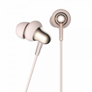 Стерео-наушники 1MORE Stylish Dual-Dynamic in-Ear (Gold) E1025 (арт. 03684)