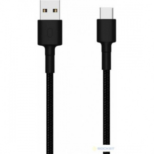 Кабель USB/Type -C Xiaomi Cable black (SJX10ZM)