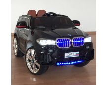 Детский электромобиль BMW X5 Черный