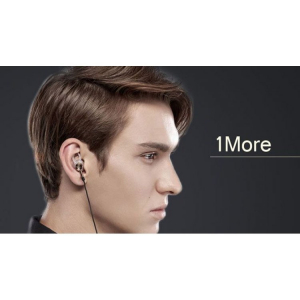 Стерео-наушники 1MORE EO320 Single Driver In-Ear EarPods Headphones (золотой)