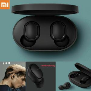 Беспроводные наушники Xiaomi Redmi AirDots (чёрные) (