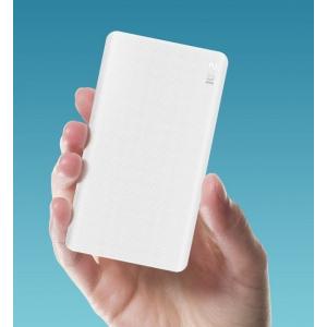 Внешний аккумулятор Power Bank Xiaomi ZMI 5000mAh QB805 White (арт. 01989)