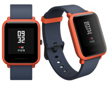 Смарт часы Xiaomi Amazfit Bip Lite Youth Красные