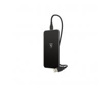 Беспроводное зарядное устройство Ferrari Wireless (Black)