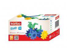 Конструктор Korbo 18 Quad