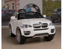 Детский электромобоиль BMW X5 белый