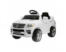 Детский электромобиль Mercedes-Benz ML350 белый