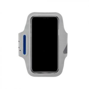 Спортивный чехол на руку для смартфона Xiaomi Guildford 4.7-5.2 blue (GFAEPX4)