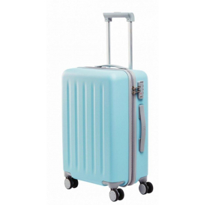 "Чемодан RunMi 90 Points Trolley Suitcase 24"", Macaron Mint Green"