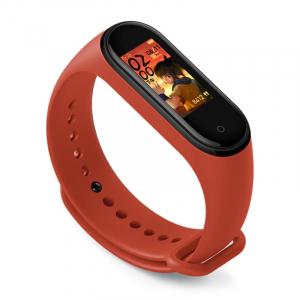 Браслет Xiaomi Mi Band 4 (оранжевый)