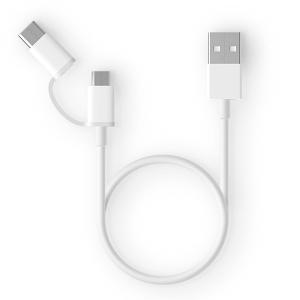 Кабель 2in1 USB Type-C/Micro Xiaomi 100см (SJX02ZM)