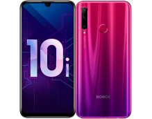 Смартфон Honor 10i 4/128GB Красный