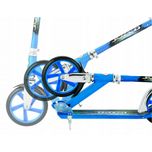 Самокат Razor A5 Lux - синий