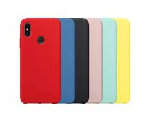 Накладка Silicon Cover для Xiaomi Redmi Mi A2 Lite
