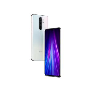 Смартфон Xiaomi Redmi Note 8 Pro 6/128 Pearl White RU M1906G7G