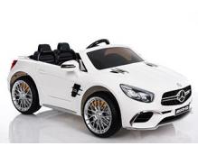Детский Электромобиль Джип Mercedes Benz SL 65 Белый (XMX602 Б)