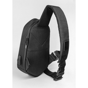 Рюкзак Xiaomi BEABORN Polyhedron PU Backpack USB Bag