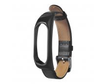 Ремешок кожаный для Xiaomi для Mi Band 2