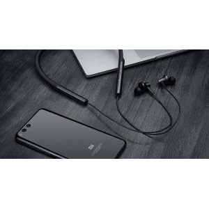 Беспроводные стерео-наушники Xiaomi (Mi) Bluetooth Collar Earphones Black
