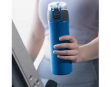 Спорт холодная чашка термос чашка Xiaomi FunHome 500мл Blue