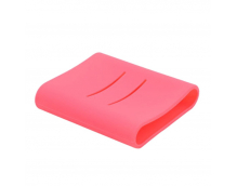 Чехол Xiaomi Silicone Case для Power Bank 2 20000 mAh (Розовый )