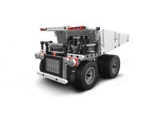 Игрушка трансформер MiTu Building blocks Mine Truck