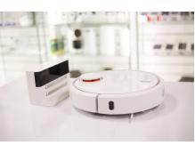 Робот пылесос Xiaomi Mi Robot Vacuum Special Edition (с влажной протиркой) (Global) С русской озвучкой