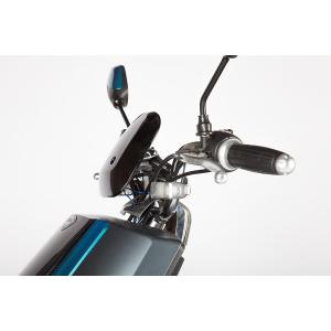 Электроскутер ZING WIDE 60V800W (matt dark/gray-0352)