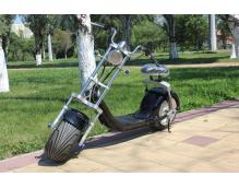 Электробайк CityCoco Harley 1200W Black