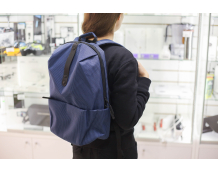 Рюкзак Xiaomi 20L Leisure Backpack (синий/blue)