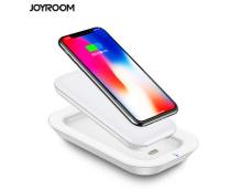 Беспроводное зарядное устройство Joyroom 2 in 1 Power Bank White