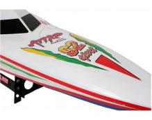Радиоуправляемый катер Double Horse Racing Boat 40Mhz - 7000