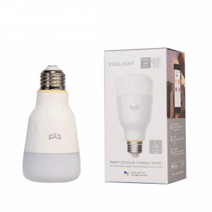 Лампа Yeelight Xiaomi Led Bulb (Tunable White) (YLDP05YL)