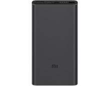 Xiaomi Power Bank 3 Type-C 1000mah Black (PLM12ZM)