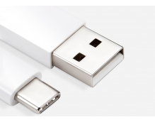 Xiaomi кабель USB conversion Type-C cable 120см белый (XMSJX11QM)