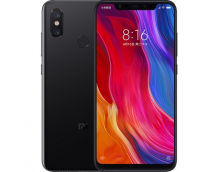 Смартфон Xiaomi Mi 8 Black 128Gb EU