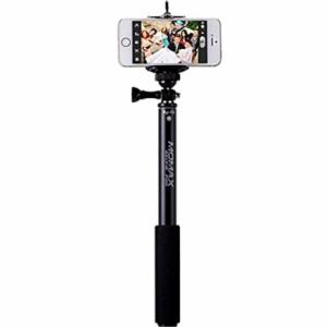 Монопод MoMax SelfiFit Selfie Pod с bluetooth-кнопкой - черный