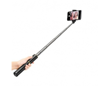Селфи палка монопод Baseus Fully Folding Selfie Stick SUDYZP-D1S черно-серый