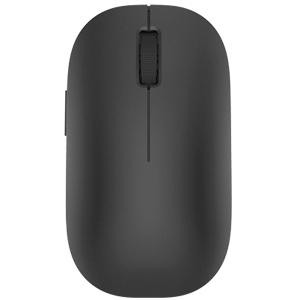 Мышка Xiaomi Mi Wireless Mouse Black USB (черный)