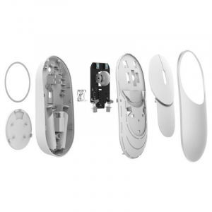 Мышка Xiaomi Mi Portable Mouse (серебро)