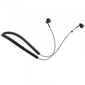 Наушники Xiaomi Mi Collar Headset Bluetooth Black(LYXQEJ02JY)