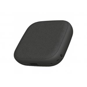 Внешний аккумулятор с поддержкой беспроводной зарядки Xiaomi SOLOVE W5 10000 mAh Black
