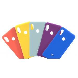 Накладка Silicon Cover для Xiaomi Redmi NOTE 6 PRO